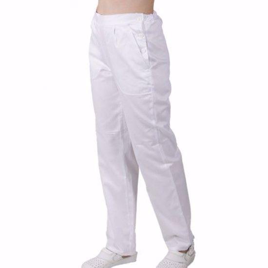 Obrázek lékařské kalhoty dámské do gumy - 62