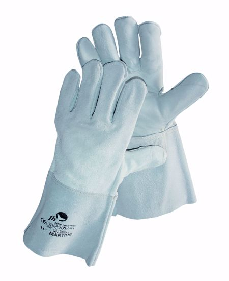 Obrázek MARTIUS rukavice celokožené 11