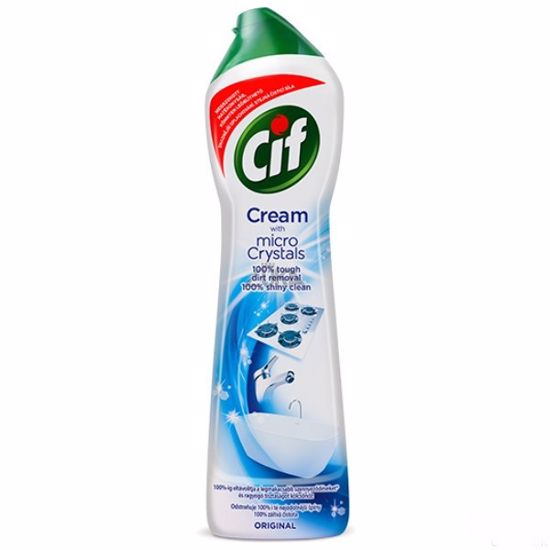 Obrázek CIF cream 720g/500ml - čistící písek tekutý