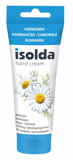 Obrázek ISOLDA krém na ruce heřmánek 100 ml, hojivý