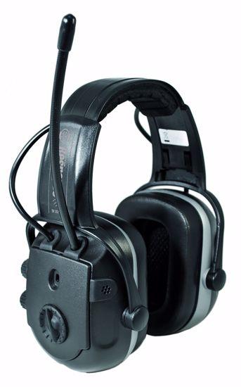 Obrázek ED RESPONSE sluchátkasrádiem EAR DEFENDER