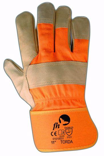 Obrázek TORDA FH rukavice kombinované - 11