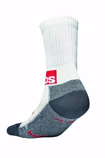 Obrázek KIRKEBY ponožky bílá