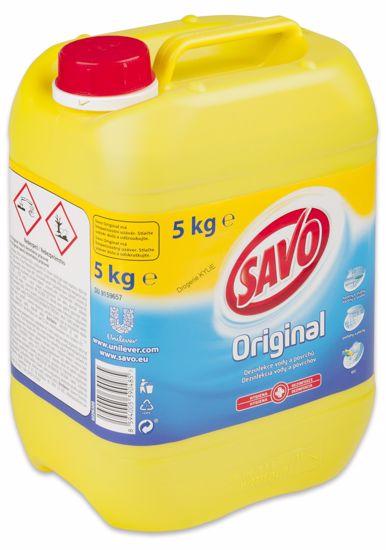 Obrázek SAVO 4L - original kanystr