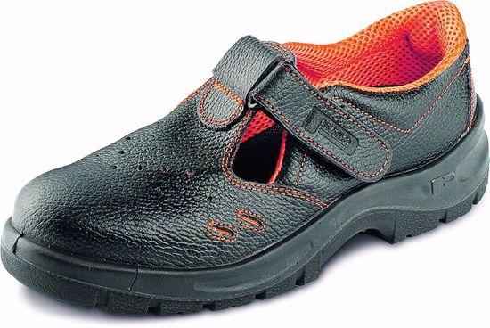 Obrázek PANDA ERG GAMMA sandal 61119 S1P