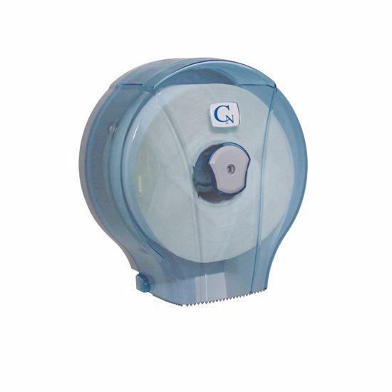 Obrázek CN zásobník WC papírů 19 JUMBO modrý