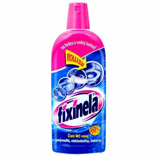 Obrázek Fixinela ruzova 500ml - desinfekční prostředek