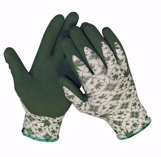 Obrázek z GUILLEMOT rukavice s nánosem zelená