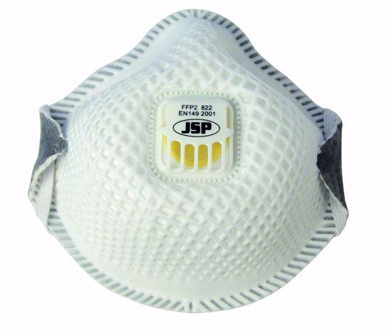 Obrázek JSP Flexinet FFP2 822 respirátor s venti