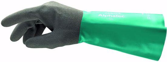 Obrázek z Ansell 58-530W  AlphaTec rukavice