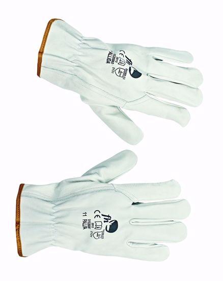 Obrázek PALLIDA FH rukavice celokožené