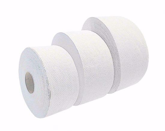 Obrázek z Toaletní papír JUMBO dvouvrstvý 190 mm, bílá