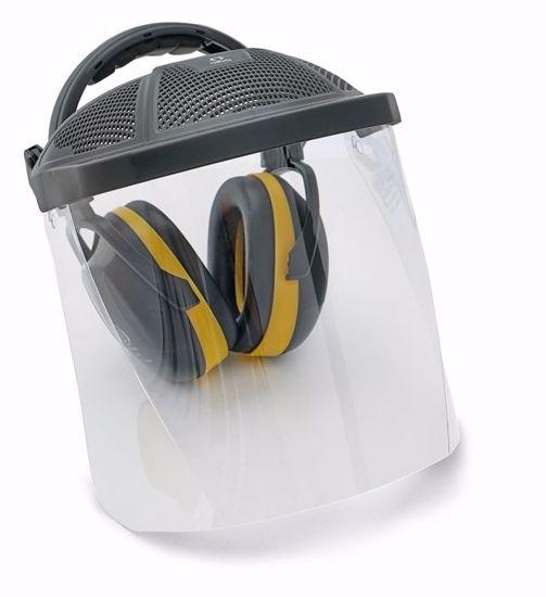 Obrázek ED 2H sluchátka/PC štít