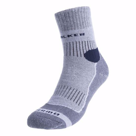 Obrázek WALKER ponožky pro vysokou zátěž WHITE/GREY