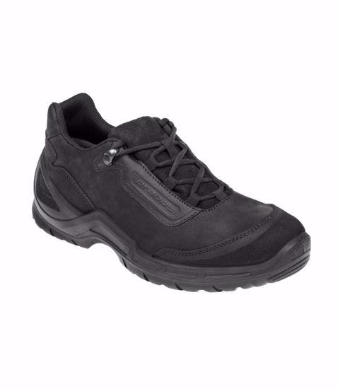 Obrázek Taktická outdoorová obuv VAGABUND LOW GTX midnight black -