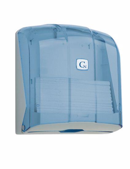 Obrázek CN zásobník ručníků ZZ modrý