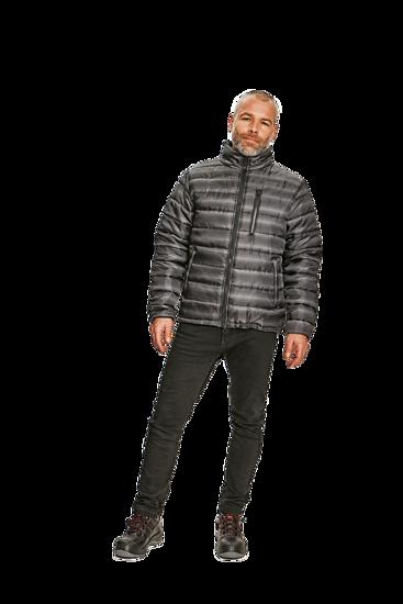 Obrázek OUSTON bunda černá