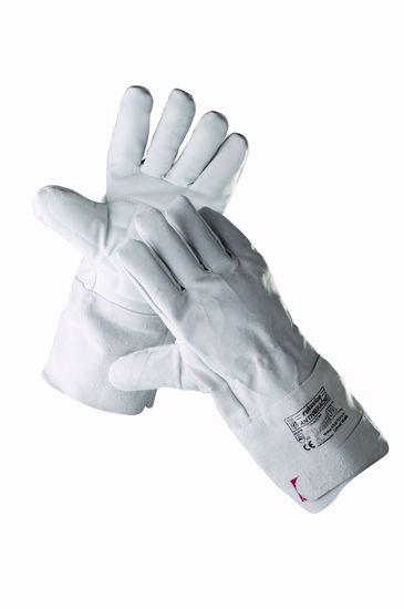 Obrázek KILLDEER rukavice celokožené