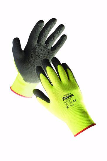 Obrázek PALAWAN rukavice nylon. latex. dlaň - 8