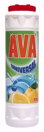 Obrázek AVA univerzál 550 g - čistící prášek