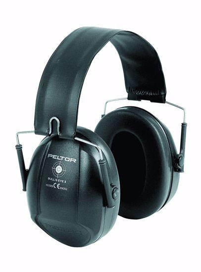 Obrázek Peltor H515FB-516-SV Sluch skládac černá