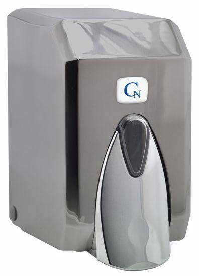 Obrázek CN dávkovač tekutého mýdla 500 ml nerez matný