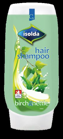 Obrázek ISOLDA vlasový šampón - bříza & kopřiva