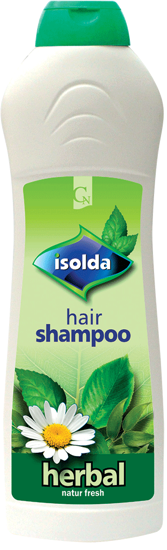 Obrázek z ISOLDA HERBAL vlasový šampón