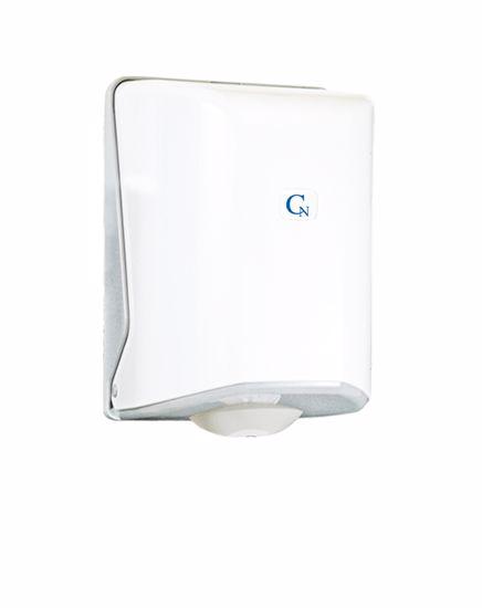 Obrázek CN Zásobník ručníků s perforací v roli bílý OG2