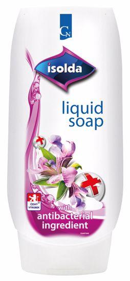Obrázek z Isolda tekuté mýdlo s antibakteriální přísadou