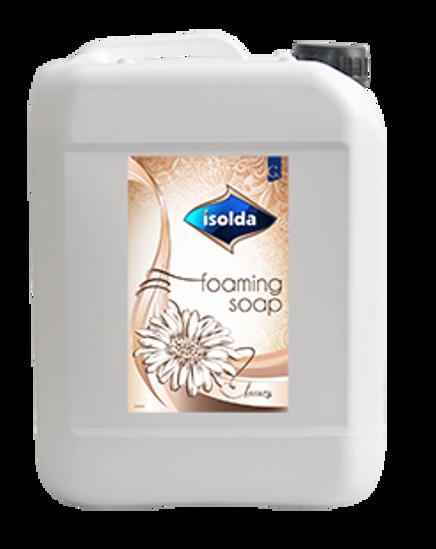 Obrázek Isolda pěnové mýdlo bílé, luxury