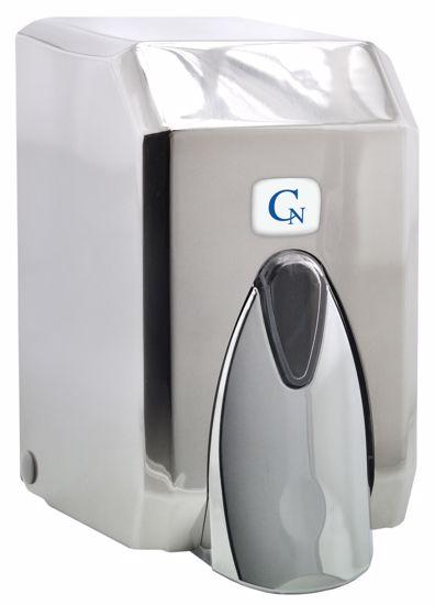 Obrázek CN dávkovač tekutého mýdla 500 ml nerez lesklý