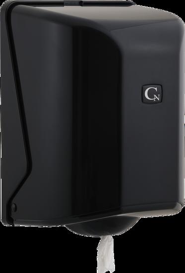 Obrázek CN zásobník ručníků s perforací v roli černý