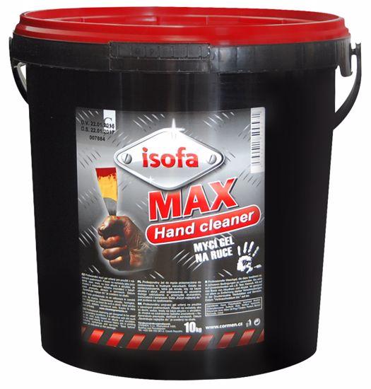 Obrázek ISOFA MAX mycí gel na ruce -