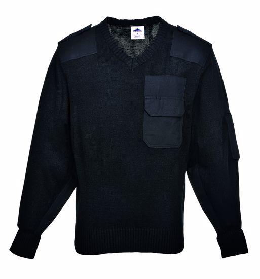 Obrázek z NATO svetr