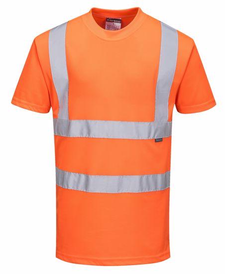 Obrázek HV triko classic EN471-oranžová