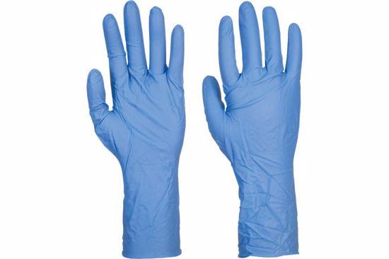 Obrázek 6080HR nitril.nepudr.rukavice 50ks -