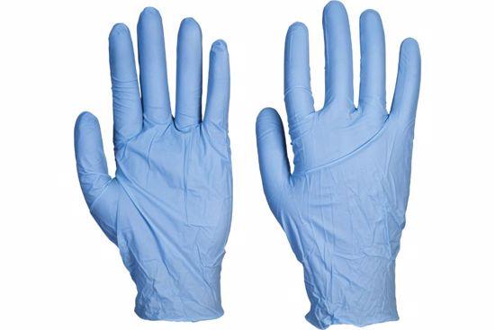 Obrázek z NA48 nitril.nepudr.rukavice 100ks -