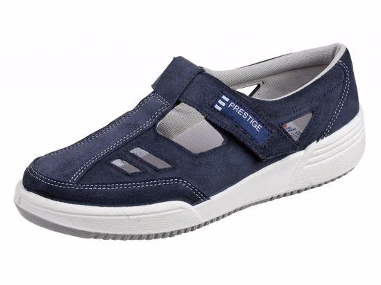 Obrázek PRESTIGE SUEDE OB SRA sandál modrá -