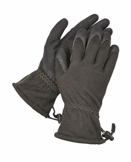 Obrázek WHEATEAR rukavice máčené v latex černá