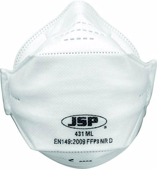 Obrázek Respirator JSP SpringFit FFP3 431ML ochrana proti koronaviru skladem