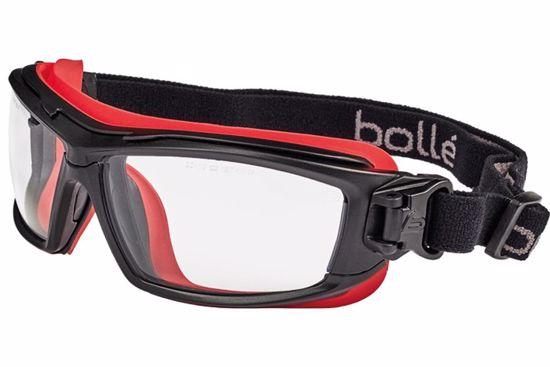 Obrázek ULTIM8 brýle PC s těsněním AS AF čirá -
