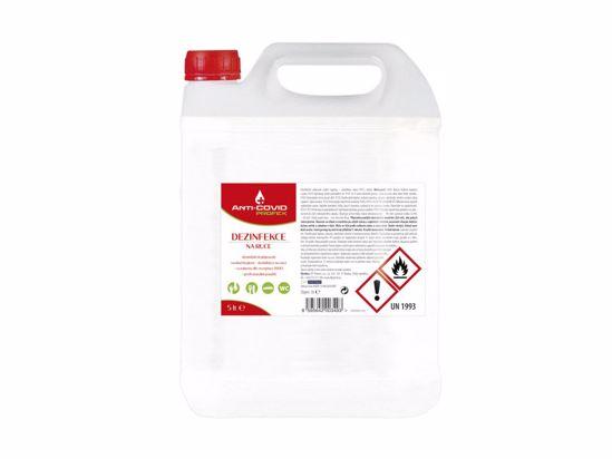 Obrázek PROFEX Anti-COVID dezinfekce na ruce 5 lt