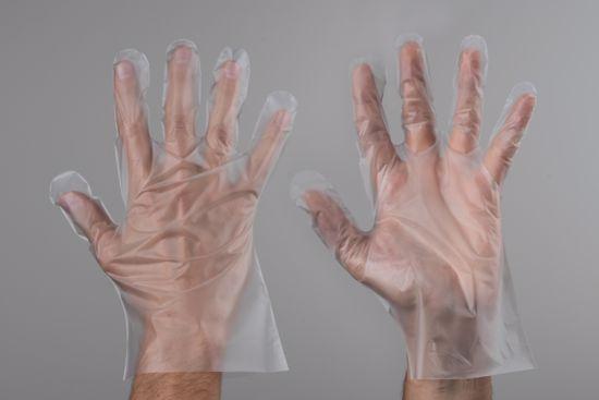 Obrázek CHICK TPE jednorázové rukavice nepudrované