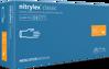 Obrázek z Jednorázové nitrilové rukavice Mercator nitrylex® classic nepudrované 100KS/BOX